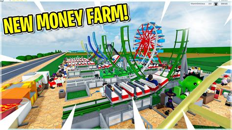 How To Make A Hole In Theme Park Tycoon 2