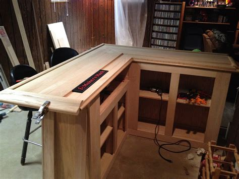 How To Make A Home Bar Frame