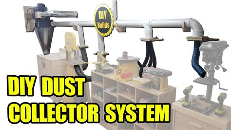 How To Make A Homemade Dust Collection System