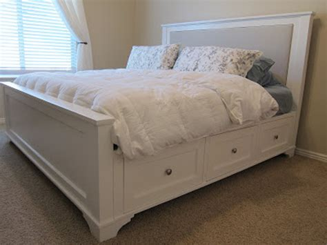 How To Make A Homemade King Size Bed