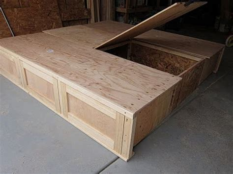 How To Make A Homemade King Size Bed Frame