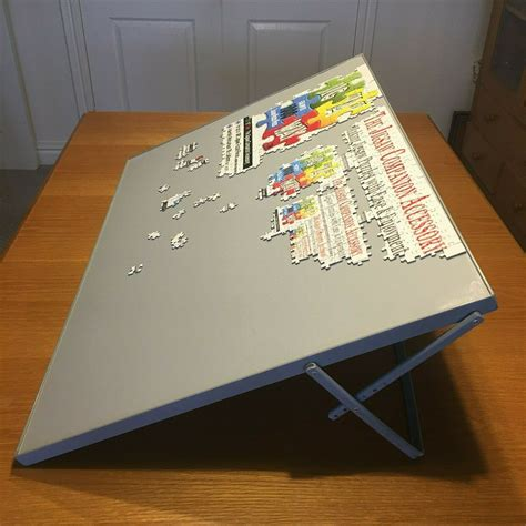 How To Make A Jigsaw Puzzle Easel