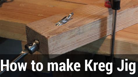 How To Make A Kreg Jig