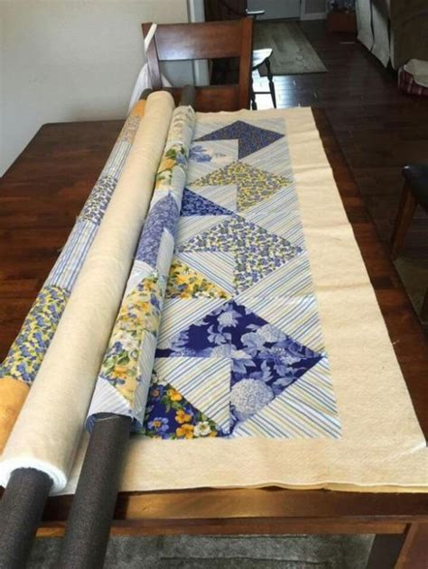 How To Make A Large Frame For Quilting A Large Quilt