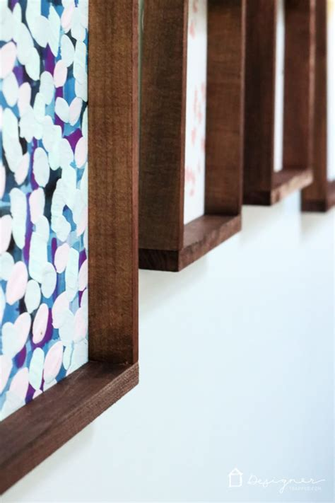 How To Make A Large Picture Frame