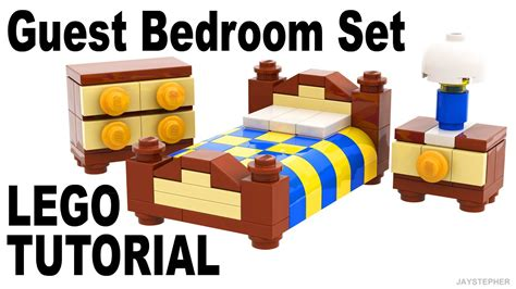 How To Make A Lego Bedroom Set
