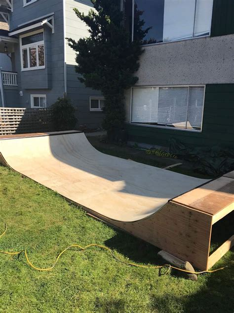 How To Make A Mini Skate Ramp