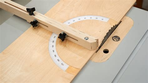How To Make A Miter Sled