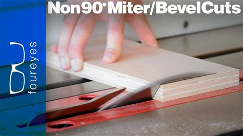 How To Make A Mitre Cut Greater Than 90
