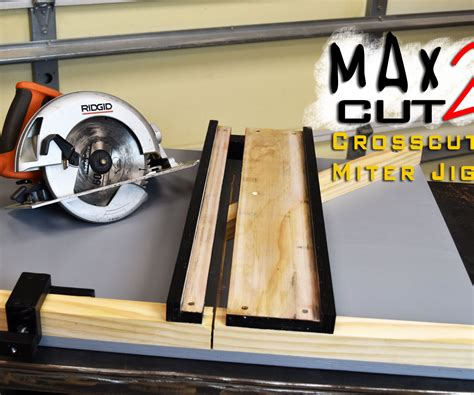How To Make A Mitre Cut With Circular Saw