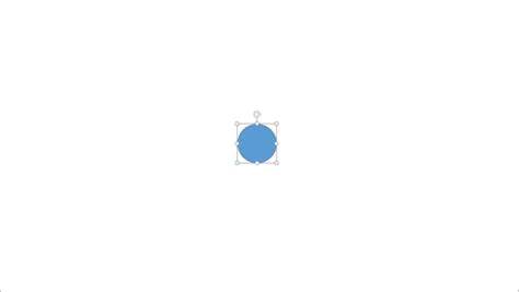 How To Make A Perfect Circle In Ppt