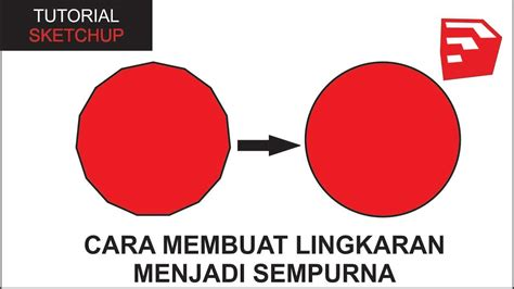 How To Make A Perfect Circle In Sketchup