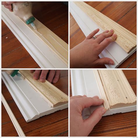 How To Make A Picture Frame Out Of Molding Machine