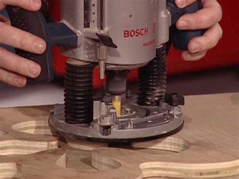 How To Make A Plunge Router Template
