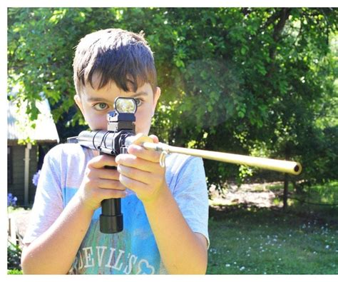 How To Make A Pneumatic Guns