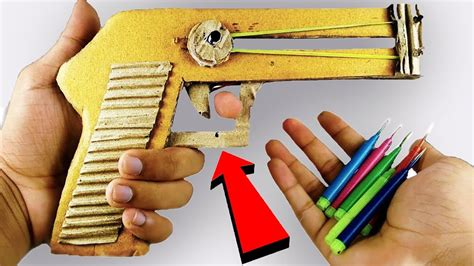 How To Make A Pocket Gun