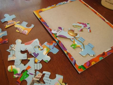 How To Make A Puzzle Box Out Of Paper