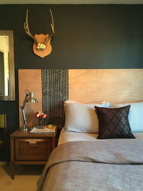 How To Make A Queen Size Headboard DIY Ideas