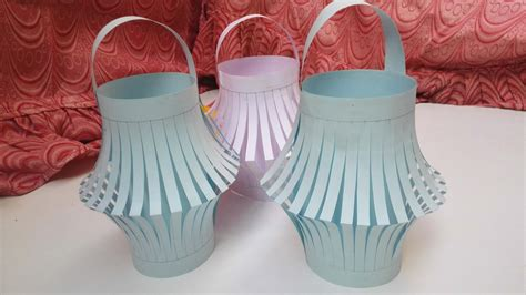 How To Make A Quick Paper Lantern