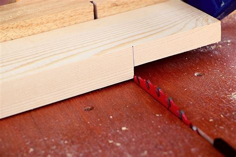 How To Make A Rabbet Joint With Table Saw