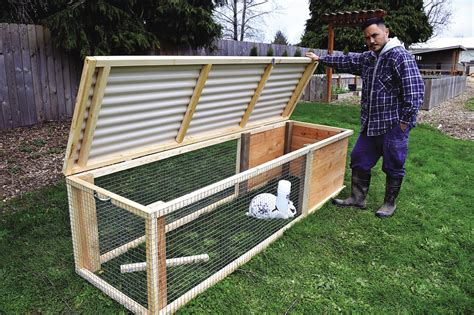 How To Make A Rabbit Run Plans Arc