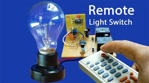 How To Make A Remote Control Switch For Fan