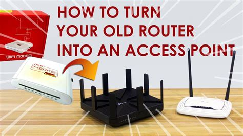 How To Make A Router And Extender