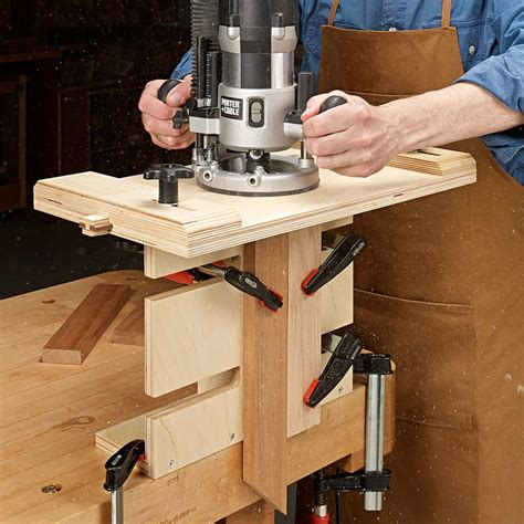 How To Make A Router Mortise Jig