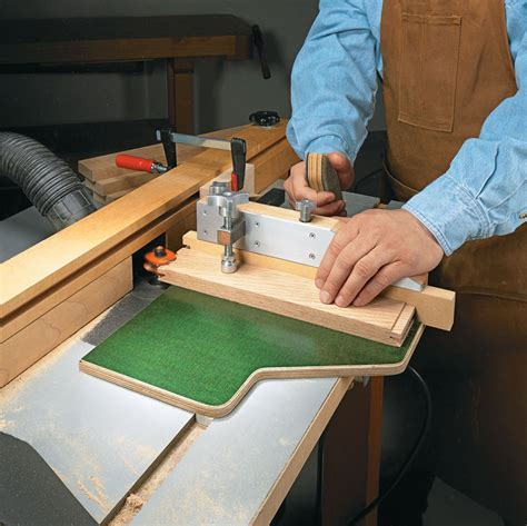 How To Make A Router Table Template