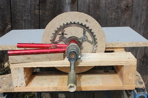 How To Make A Sander From My Hand Drill