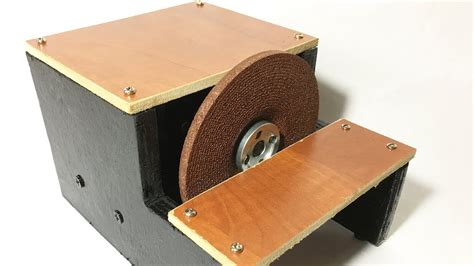 How To Make A Sander With A 775 Motor