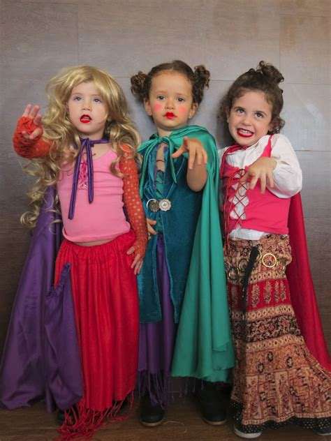 How To Make A Sanderson Sisters Costume