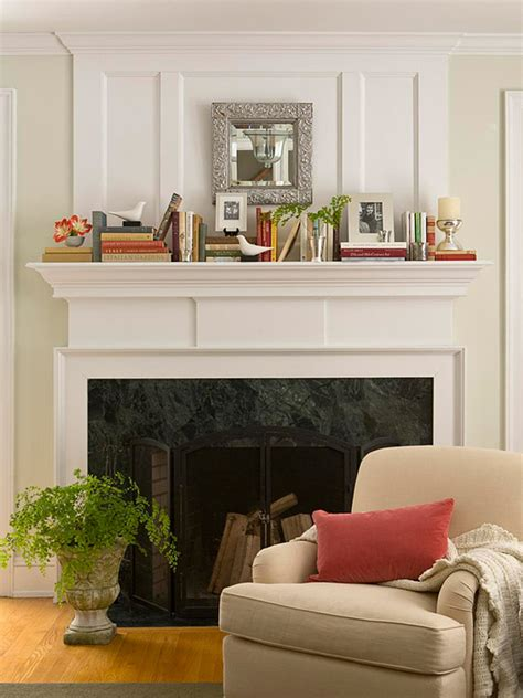 How To Make A Simple Decorative Fireplace