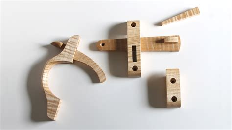 How To Make A Simple Door Latch