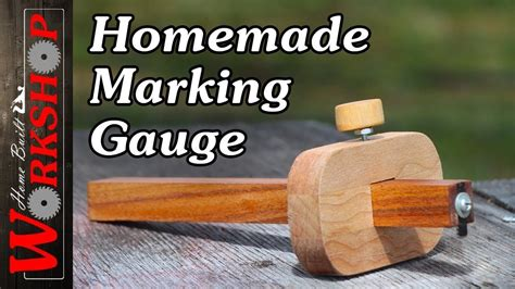 How To Make A Simple Marking Gauge