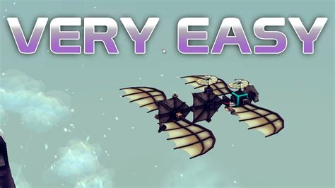 How To Make A Simple Plane In Besiege