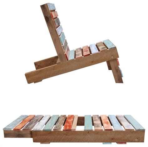 How To Make A Simple Wooden Chair From Pallets