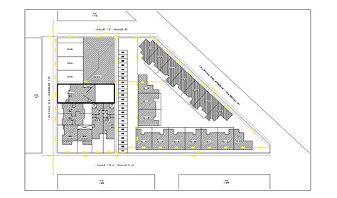 How To Make A Site Plan On Autocad