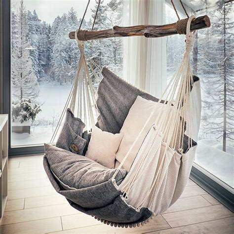How To Make A Sitting Hammock Swing