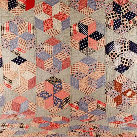 How To Make A Six Pointed Star Quilt