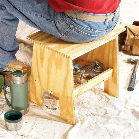 How To Make A Small Bench Out Of Wood