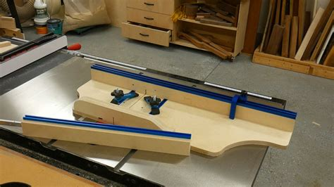 How To Make A Small Crosscut Sled