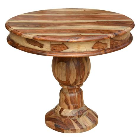 How To Make A Solid Wood Round Table