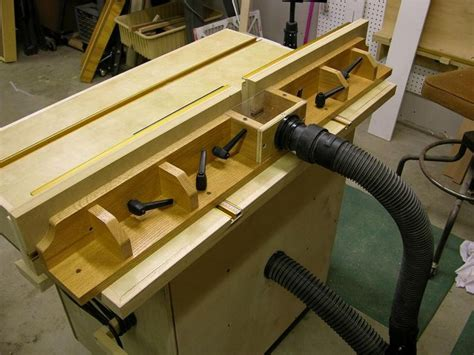 How To Make A Split Router Fence