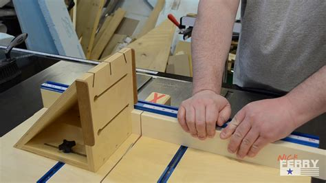 How To Make A Split Tenon And Spline Joint