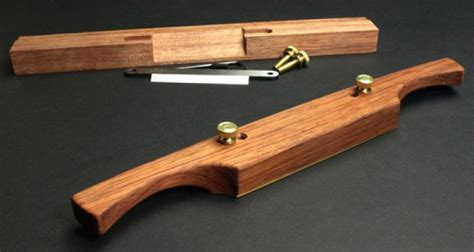 How To Make A Spoke Shave Blade