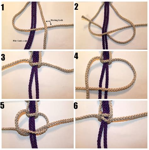 How To Make A Square Knot
