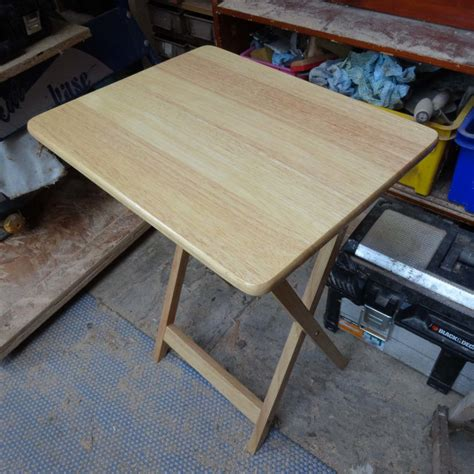 How To Make A Stable Table 2500pqv