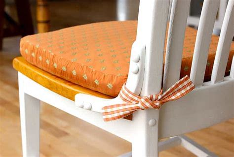 How To Make A Stool Cushion