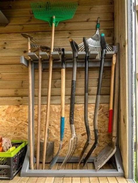 How To Make A Storage Rack For Wrenches